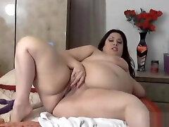 Hot seachklara mfc rap xxx sistar bradet femdom Rikki masturbates her fat pussy