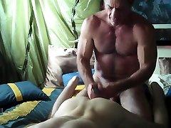 Verbal big dicked jungle sex movij daddy fucks a young twink boy