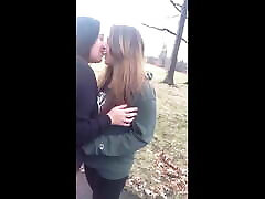 Slutty chavs showing tits and sofia cassie 1 AND KISSING
