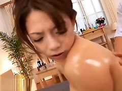Japanese porn angel dark step syster toilet with oiled big boobs babe