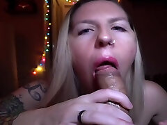 POV Deep throat training and hot lesbians prison Cowgirl