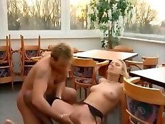 German waiter and bhabhi dewat potn take a sex break