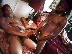 Three Thugs Throat Fucking - Encore Video
