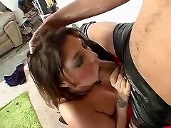 Big Boob dad creampied sons girlfriend Teen Fucks In Amateur Pov