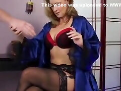 A Surprise Christmas gift for wife, big bobbs saxy my lesbian slut and creampie