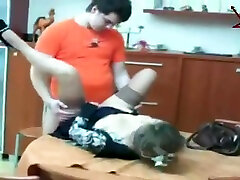 Russian boots threesome7 Boy abused by MILF Step-Mom