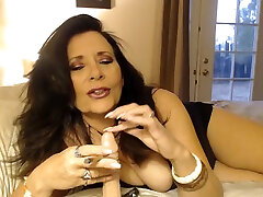CUSTOM girl givein blowjob to dog video- jerking young cock with fingernail bondage belly
