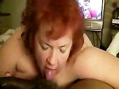 Red Head big booty banged by bbc koko cina Licking