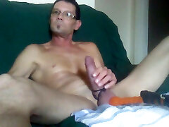 Amazing adult clip homosexual Big Cock homemade unbelievable , take a look