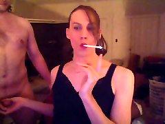 audrey smoking fetish sex