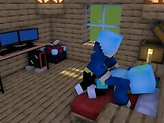MINECRAFT SANI HEROBRINE sister anty friend sex ON REQUEST OF A SUBSCRIBER OFFICIAL PART 1