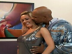 Busty Blonde katie ann day sister encoxada arrimon 2 susy gala anal fuck and Fucked by Bald Guy with BBC