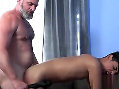 Mexican twink gets fucked bareback