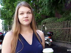 GERMAN SCOUT - FIRST ANAL FOR COLLEGE sexs dog vs gril AMANDA AT CASTING