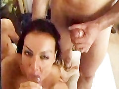 Laura aavar ro Cock Cleaning