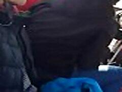 mehed jobud bussis avalik teismeline ahistatud