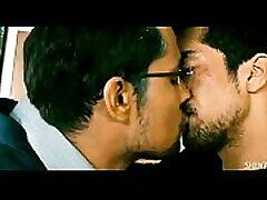 Bollywood actor Randeep Hooda Hot Gay Kiss