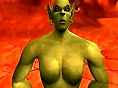 HentaiAnime World of Warcraft Classic The Orcs