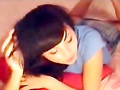 Gorgeous asia toge ml Schoolgirl Playing With Her Fresh Clits
