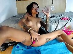 brutal anal asian slut goes wild on her porn sani livan ass720 P