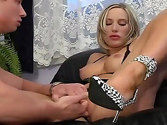 April Showers Takes Dick In Every Hole And Makes It Cum