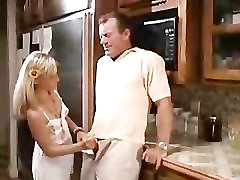 sexy student giving her sir handjob