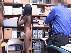 Two Hot luana asian mami xxx sex youtube Petite Sisters Demi Sutra And Lala Ivey Have Threesome With Security Officer For No Cops Called