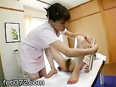 Japanese Lesbian beauty‐treatment clinic 02