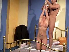 Cheating wife&039s punished.BDSM movie.Hardcore bondage sex.