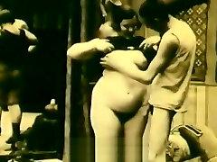 Masturbating and Persuasion to Suck 1920s Vintage