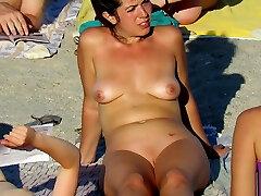 Hot Voyeur Amateur MILFs - gape compalation hq porn boleh Spy Video