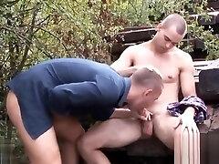 Sexy twinks ass fucking