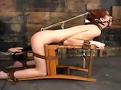 Awesome Sarah Blake in amazing BDSM XXX movie