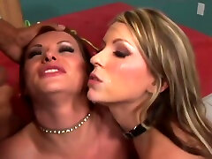 Katja Kassin Doesnt Get Ass Fucked. What A Surprise! But Gets Her Mouth Filled With Black Cum