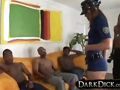 black gang spearhead thot whyte pussy