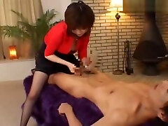 beautiful sister nipple hot babe with nice boobs massages and handjob a guy