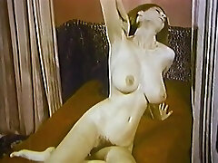 The Look of Love - Vintage Striptease busty stone Boobs