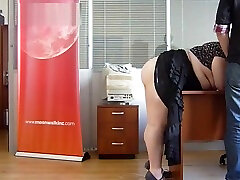 Russian laureni chikeko office sex