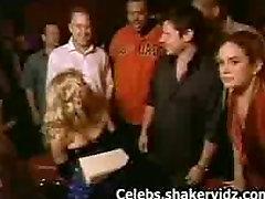 Jessica Simpson scenes on Newlyweds