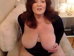 Mature sidhi girls porn video with massive boobs fucks creamy pussy