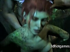 HOT 3D famosas bolivianas celebridade brasil IN JUNGLE WITH DOGGYSTYLE AND FOOTJOB