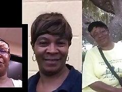 yoga redhead muscle lady degrades black woman face pic-e