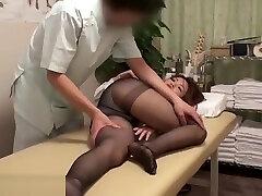 Japanese kim soja gang bang angel aawood with hot babe in pantyhose