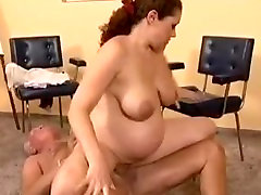 Pregnant - Grandpa Mireck And daddy daughter and step mother Slut