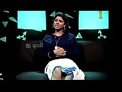 VID-20140211-PV0004-Chennai IT Tamil 25 yrs old unmarried beautiful and hot TV anchor Ms. Girija Sree FM size 38B-30-34 speaking sexily with sexologist to Padma Sree in Captian TV &lsquoAndharangam&rsquo show 3d toon get pregnant video-4