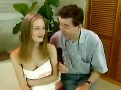 Lijepa plavuša tinejdžer iz Europe