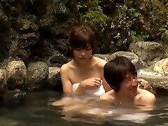 Racy pornu tits gal in amazing group sex video