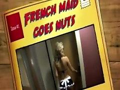 Francoska služkinja enotna !