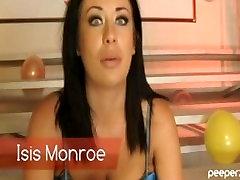 Isis Monroe Peeperz amateur sweden Interview