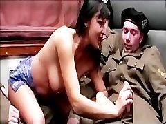 Ursula Cavalcanti - Italian Milf black group sex pic in Train
